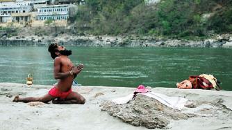 Yoga on the Ganges