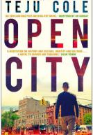 Open City by Teju Cole   © Faber and Faber