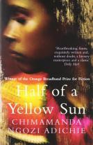 Half of a Yellow Sun by Chimamanda Ngozi Adichie   © HarperPerennial