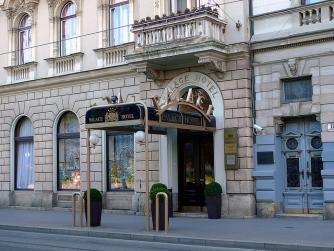 The top 10 boutique hotels in zagreb for Boutique hotel zagreb croatia