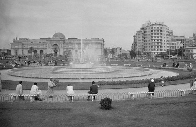 Tahir Square, 1941 | Adelgo/WikiCommons