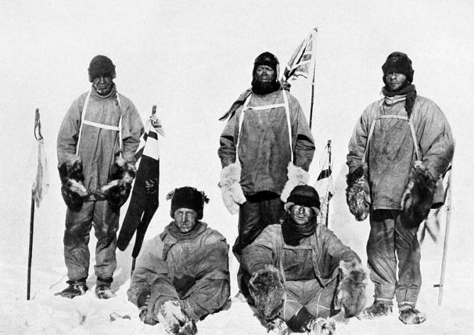 Terra Nova Scott Expedition