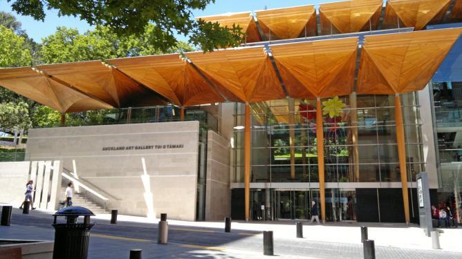 The Auckland Art Gallery Toi o Tāmaki