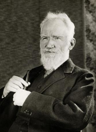 George Bernhard Shaw