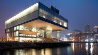 Institute of Contemporary Arts Boston