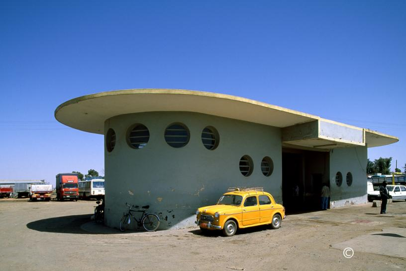 Mussolini modernism and the architecture of asmara - Find nearest shell garage ...