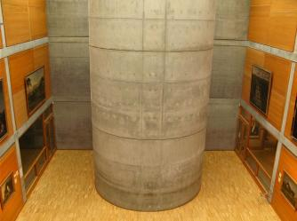 Louis Kahn stairwell