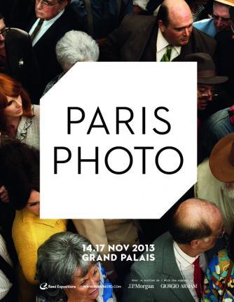 "Paris Photo official poster (CMYK) - ""Photo © Alex Prager. Courtesy of the Artist, M+B, Los Angeles and Yancey Richardson, New York — Art direction Cléo Charuet"""