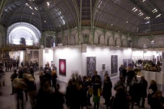 Paris Photo 2012 | Photo © Marc Domage