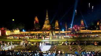 Phra Nakhon Si Ayutthaya World Heritage Fair