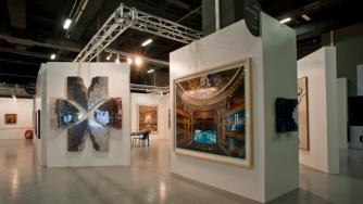 Contemporary Istanbul Exhibition