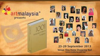 1001 Malaysian Artists and Sculptors