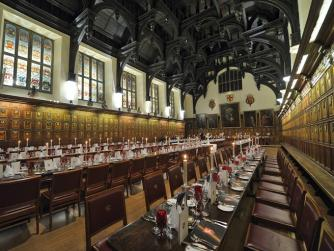 Open House London, Middle Temple Hall, City of London