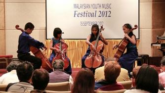 The Malaysian Youth Music Festival