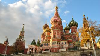 Cathedral of St.Basil the Blessed, Red Square, Moscow