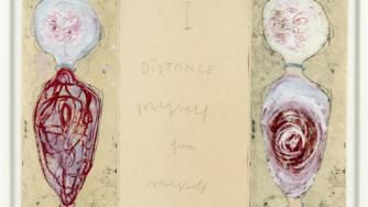 Louise Bourgeois: I Give Everything Away at Edinburgh Fruitmarket