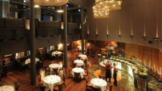 Intercontinental restaurant