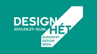 Budapest Design Week 2013