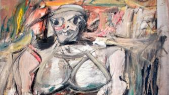 Willem de Kooning, Woman I
