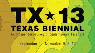 Texas 13 Biennial