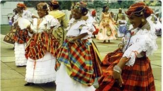 Creole Heritage Month