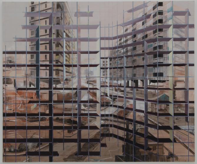 Driss Ouadahi, Sandstorm, 2012