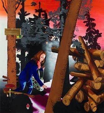 Susanne Kühn, Mushroom Hunt