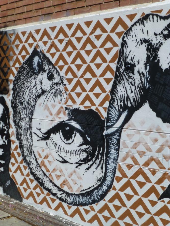 CRISP Colombia Street Art