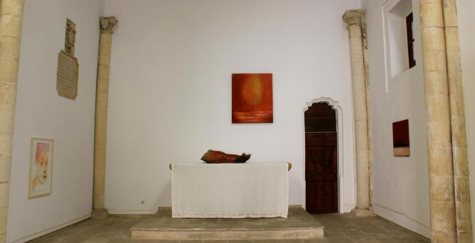 Leiko Ikemura  'Los Espantos', Galeria Kewenig