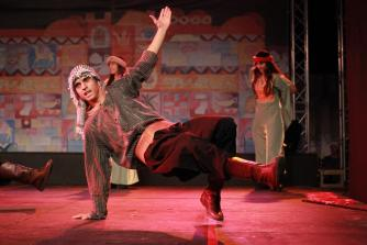 Debke and Contemporary Dance in Palestine
