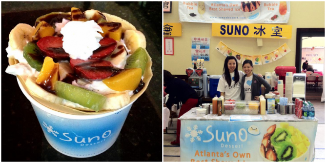 SunO Dessert Atlanta
