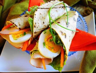 Roti Wrap | © Laig/Wikicommons