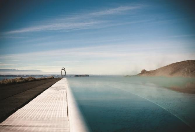 Hofsós Swimming Pool by Basalt Arkitektar