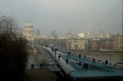 The Millennium Bridge