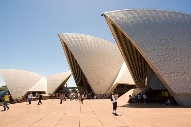 J 248 Rn Utzon S Iconic Design For Sydney S Opera House