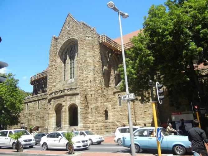 AWOL - Cape Town City Walking Tour