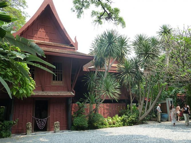 The 10 best art and culture tours in bangkok thailand for The thompson house