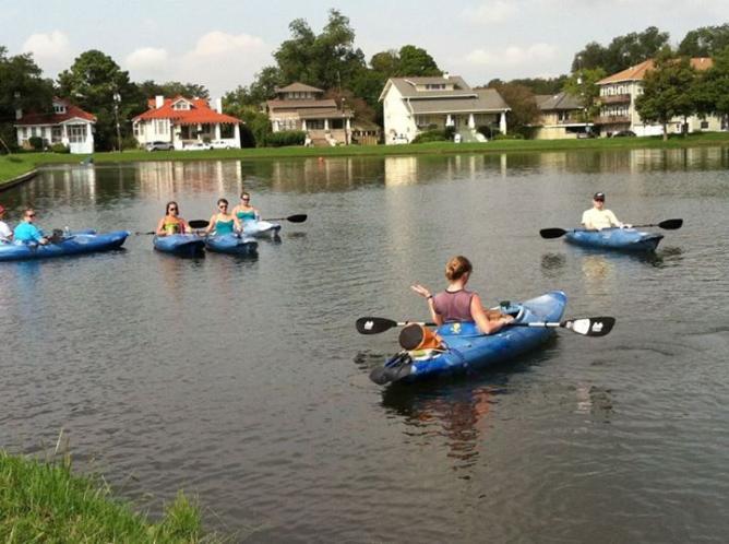 Kayak-iti-Yat   Big Easy Bayou Tour