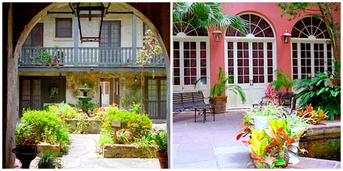 Le Monde Creole   Secret Courtyards of the French Quarter and Cemetery Tour