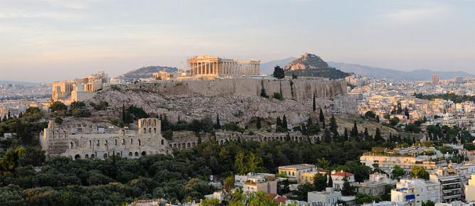 Athens' Best Cultural Restaurants: Contemporary Flavours in the Ancient City