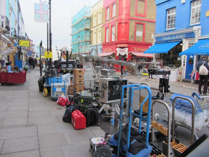paddington london filming