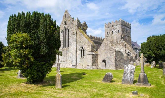 St. Mary's Church, Gowran.