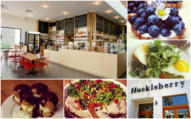 Huckleberry Café