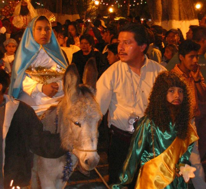 Christmas Around The World: Celebrating Mexico's Christmas Traditions