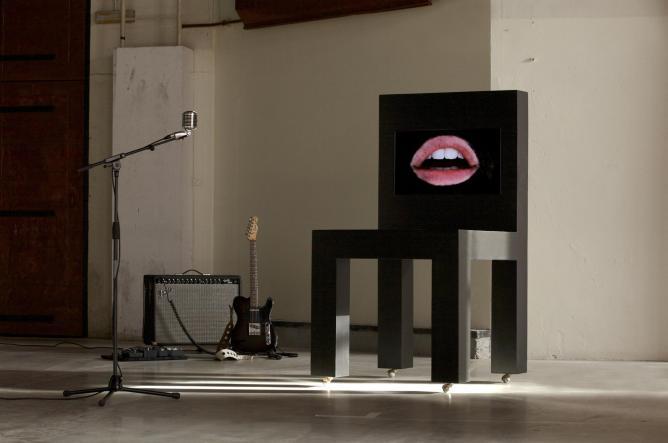 Singing Chair, Lucas Maassen