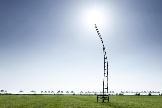Amnesty Chair by Maarten Baas