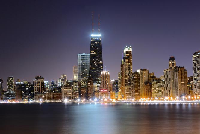 Chicago Winter Chill