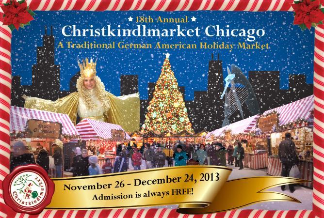 Food and Shopping | Christkindlmarket Chicago