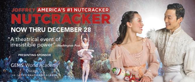 Ballet | Joffrey Ballet: The Nutcracker