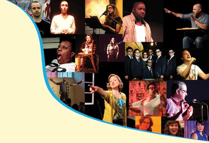 Theatre and Literature | Fillet of Solo Festival